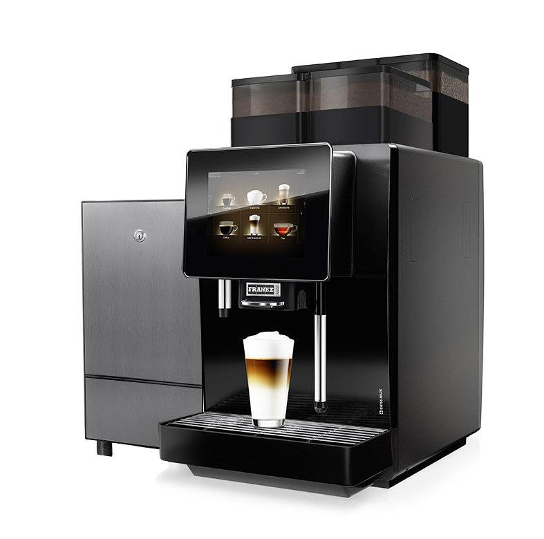 13111 | Кофемашина суперавтоматFranke A400 MS EC 1G H1 W4 | Coffee Shop
