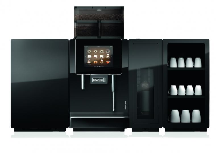 13110   Кофемашинасуперавтомат Franke A600 FM EC SU12   Coffee Shop