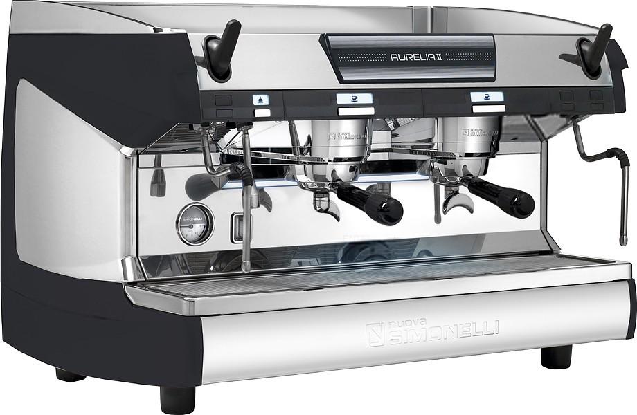 14140 | Кофемашина Nuova Simonelli Aurelia II S 2GR | Coffee Shop