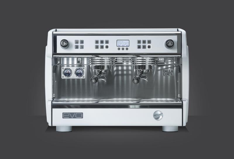 13996   Кофемашина профессиональная Dalla Corte Evo2 2GR   Coffee Shop