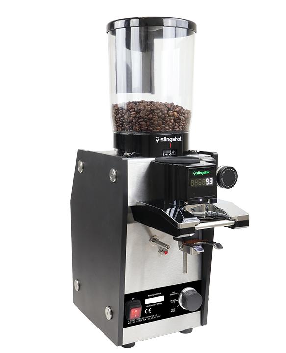 13990   Кофемолка прямого помола Slingshot C68   Coffee Shop