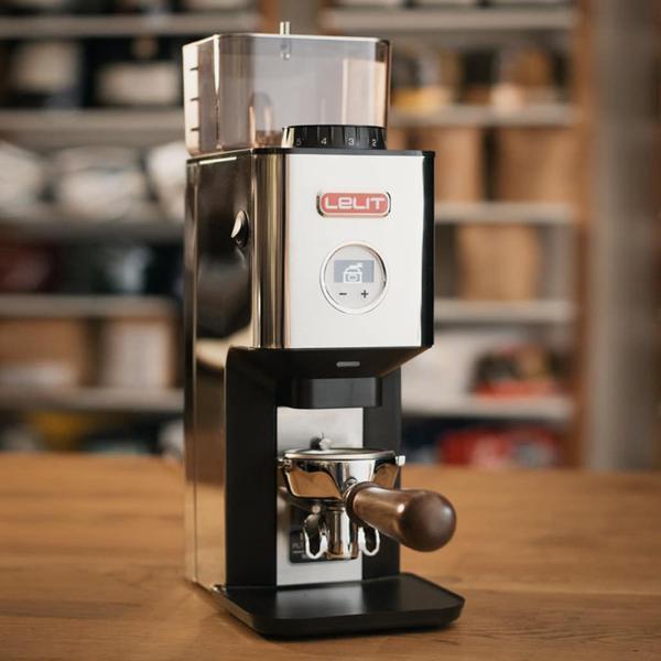 121002 | Кофемолка Lelit William PL72 | Coffee Shop