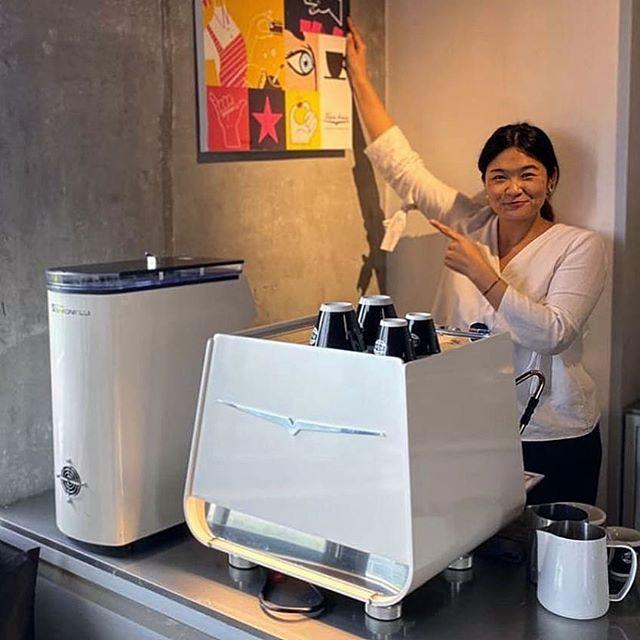 13991   Кофемашина Victoria Arduino Eagle One Prima   Coffee Shop