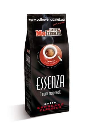 1005 | Кофе молотый Molinari ESSENZA CLASSICO 250 г | Coffee Shop