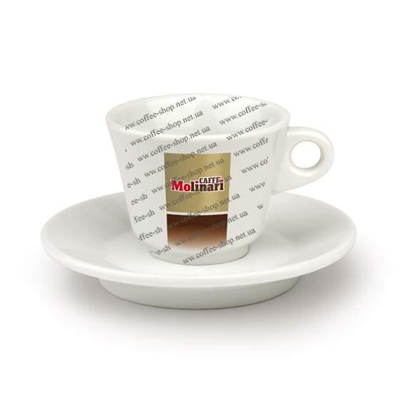 10002 | Кофейный набор для капучино Molinari | Coffee Shop