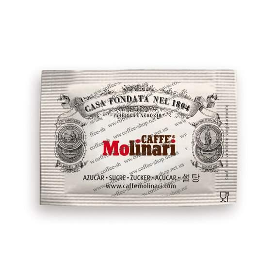 9000 | Сахар для кофе Molinari (белый) | Coffee Shop