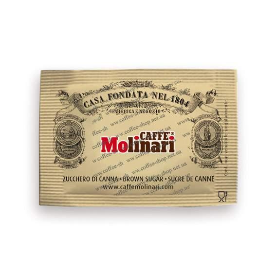 9010 | Сахар для кофе Molinari (тросниковый) | Coffee Shop