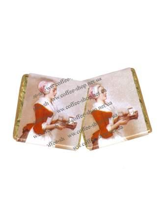 8081 | Шоколадные кубики Molinari Compliment | Coffee Shop