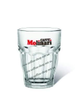 11033 | Стекляные стаканы Molinari caffelatte/cappuccino | Coffee Shop