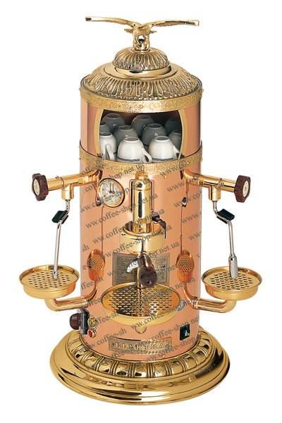 1508-О | Кофемашина профессиональная Elektra Belle Epoque O Verticale | Coffee Shop