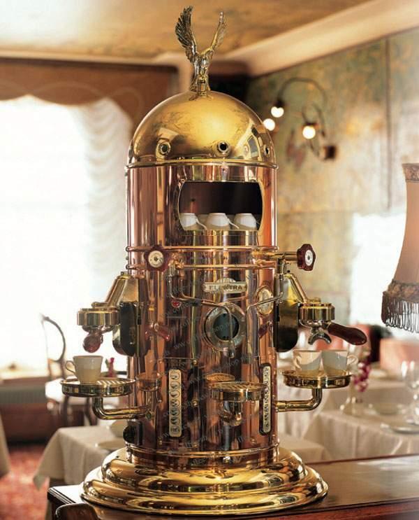 1512-Q1 | Кофемашина профессиональная Elektra Belle Epoque Q1 Verticale | Coffee Shop