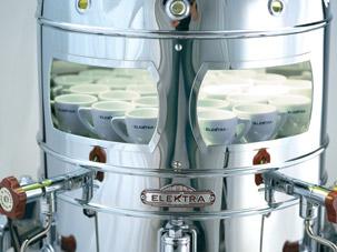 1513-Q1C | Кофемашина профессиональная Elektra Belle Epoque Q1C Verticale 2GR | Coffee Shop