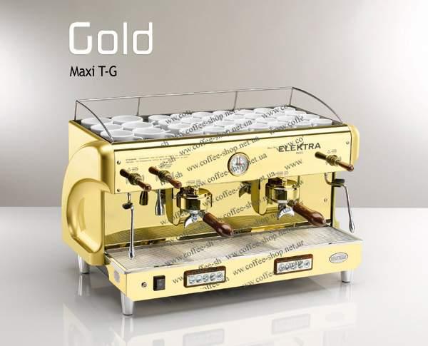 1514-T-G | Кофемашина профессиональная Elektra Gold T-G | Coffee Shop