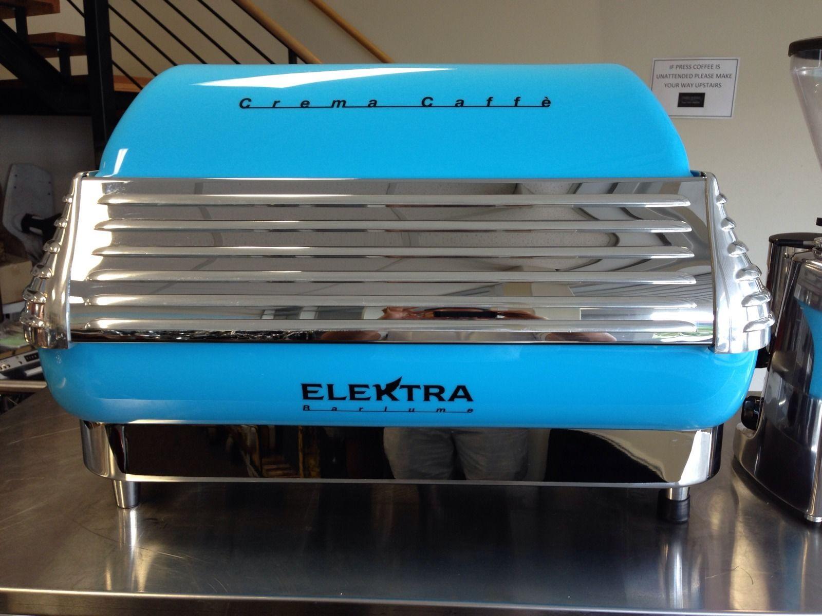 1516-V1A | Кофемашина профессиональная Elektra Classic Barlume V1A 2GR | Coffee Shop