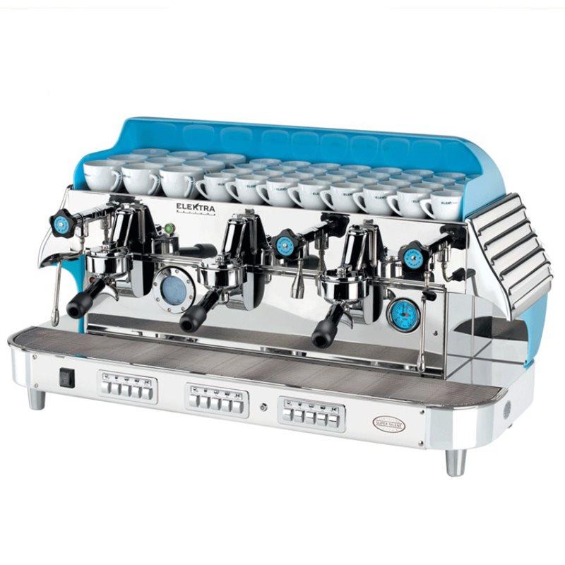 1518-Z1A | Кофемашина профессиональная Elektra Classic Barlume Z1A 3GR | Coffee Shop
