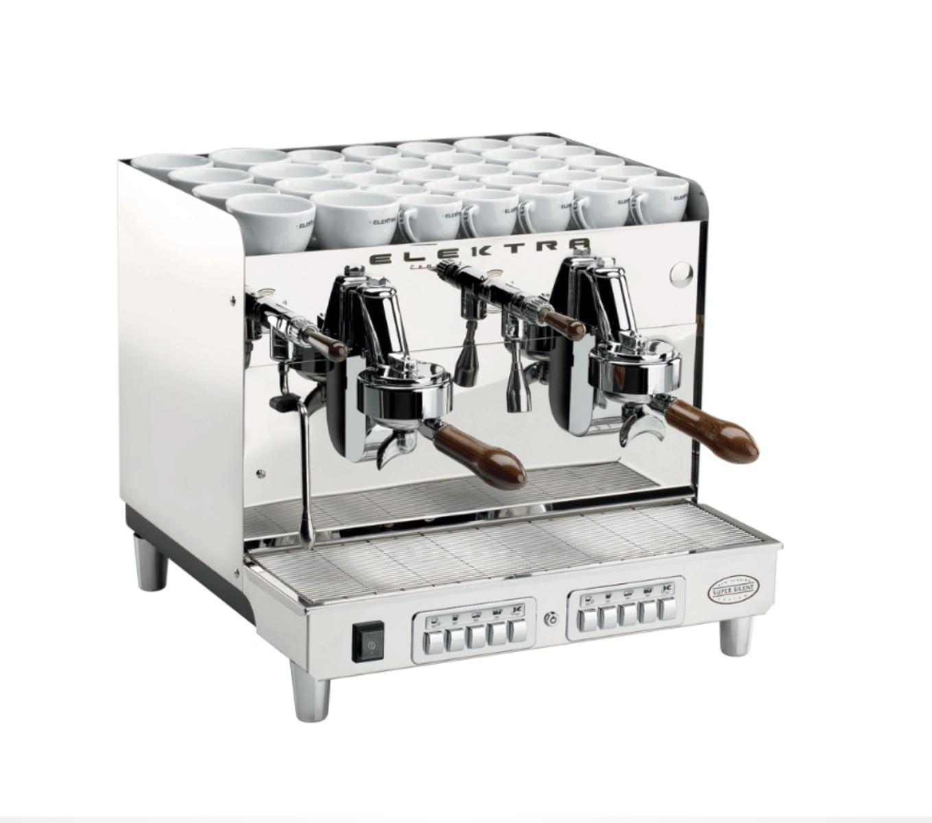 1522-T3 | Кофемашина профессиональная Elektra Sixties T3 | Coffee Shop