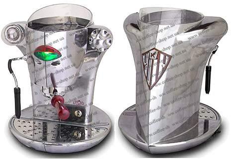 1528-W | Кофеварка Elektra Nivola W | Coffee Shop