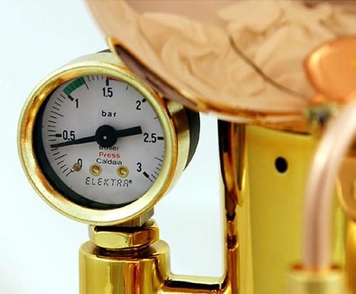 1533-SX | Кофеварка Elektra Micro Casa semi-automatica SX | Coffee Shop