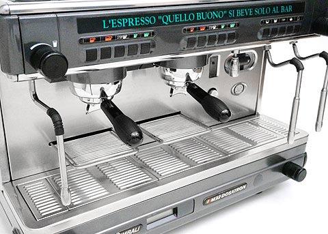 1605 | Кофемашина профессиональная La Cimbali M32 Dosatron DT2 б/у | Coffee Shop
