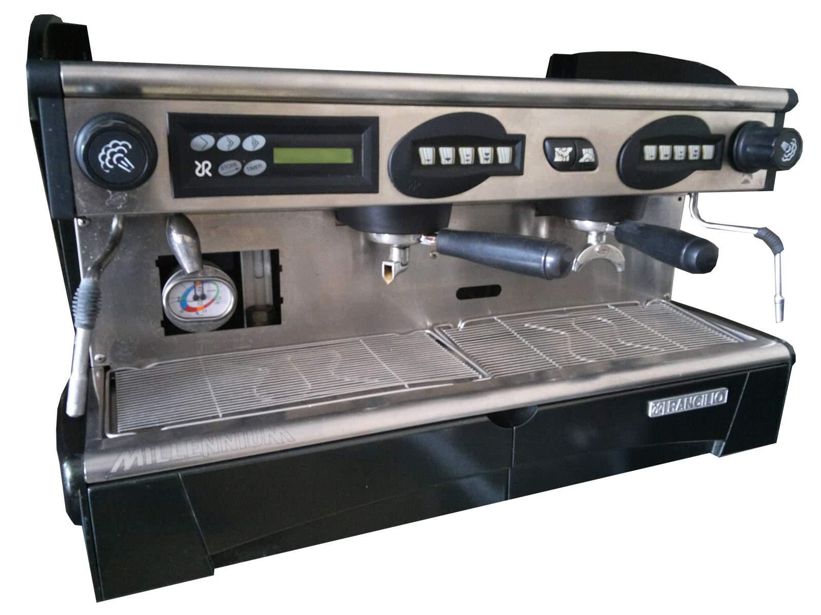 1606 | Кофемашина профессиональная Rancilio Millenium б/у | Coffee Shop