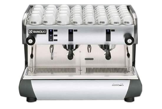1608 | Кофемашина профессиональная Rancilio Classe 10 S б/у | Coffee Shop
