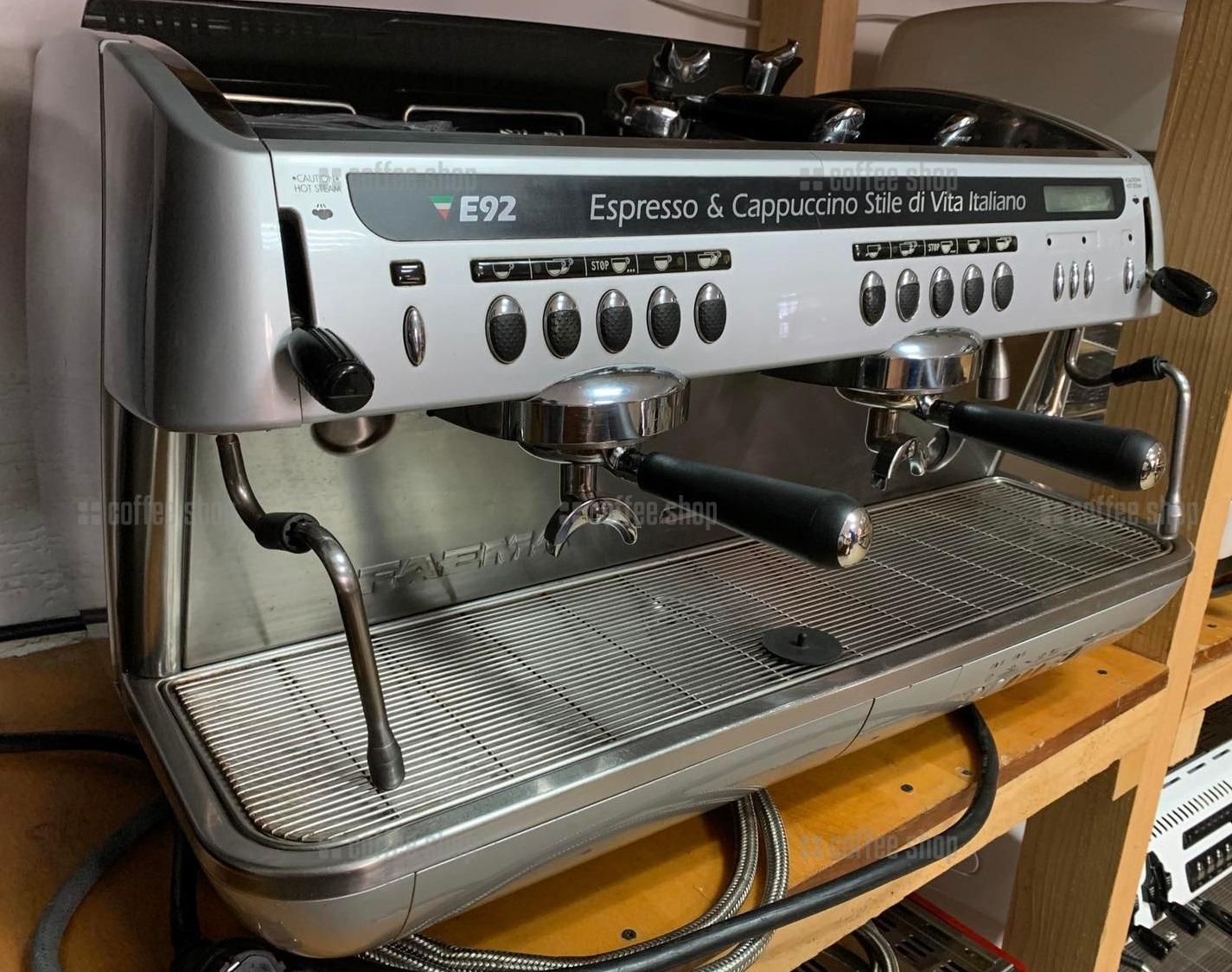 1613 | Кофемашина профессиональная Faema E92 Elite Auto 2GR б/у | Coffee Shop