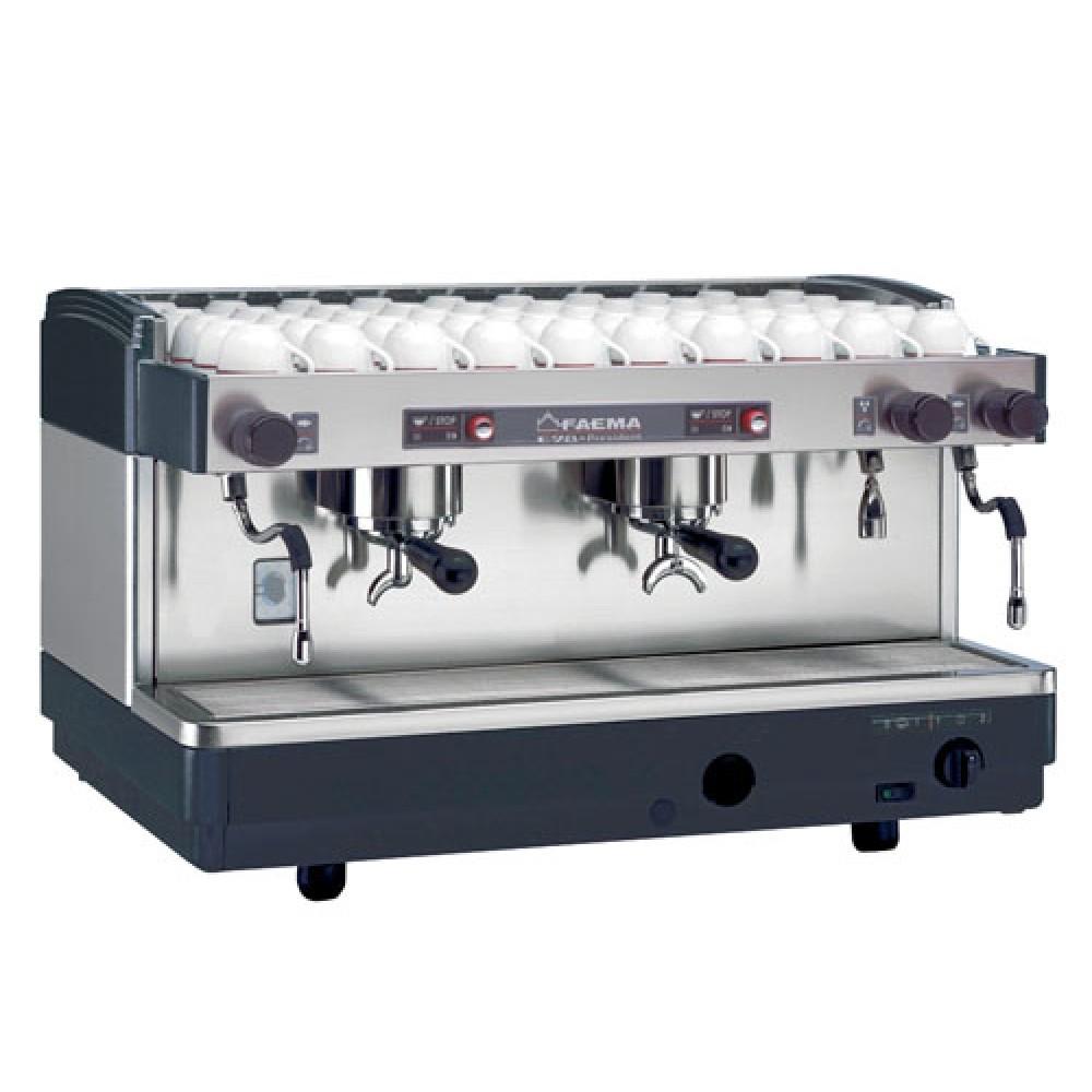 1614 | Кофемашина профессиональная Faema E98 President S2 б/у | Coffee Shop
