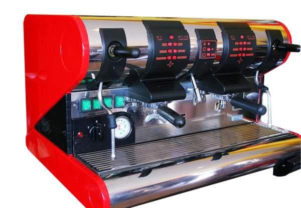 1617 | Кофемашина профессиональная La San Marco 95-22 (2GR) б/у | Coffee Shop