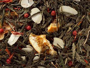 22919 | Зеленый чай SENCHA Fir Tree Christmas | Coffee Shop
