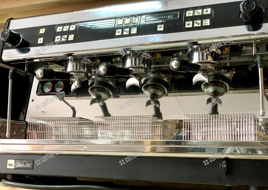 1621 | Кофемашина профессиональная Dalla Corte Evolution 3GR б/у | Coffee Shop