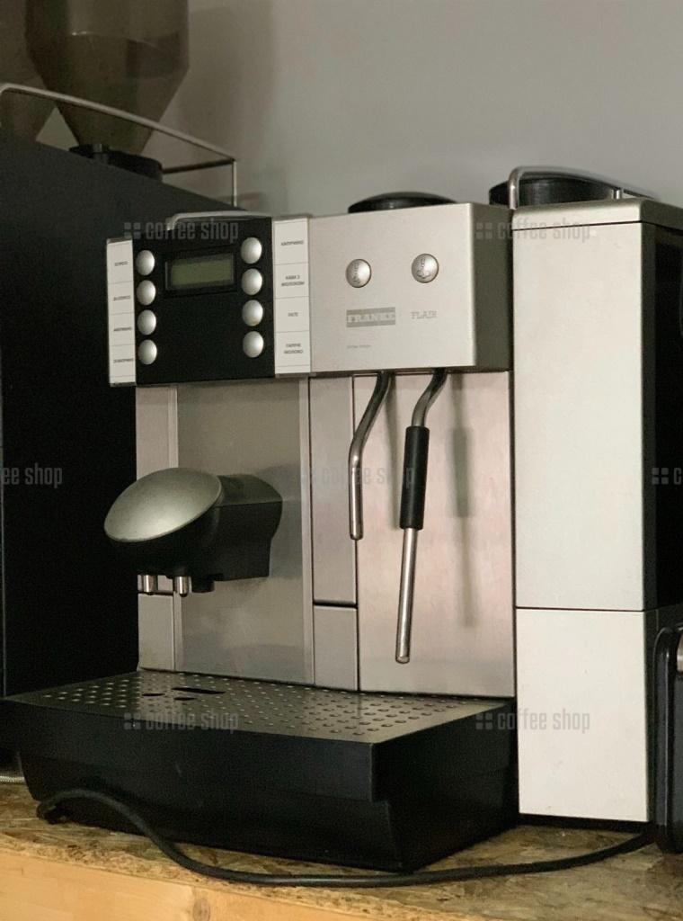 1624 | Кофемашина автоматическая Franke Flair б/у | Coffee Shop