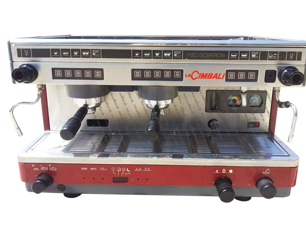 1629 | Кофемашина профессиональная La Cimbali M30 Dosatron б/у газовая | Coffee Shop