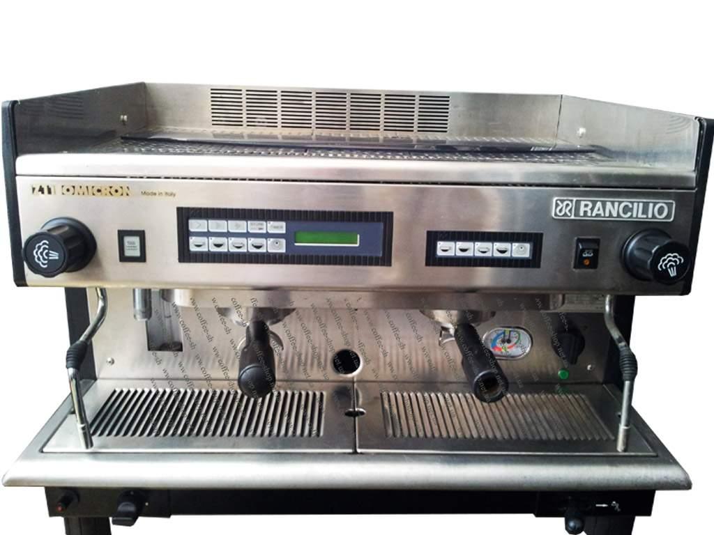 1630 | Кофемашина профессиональная Rancilio Z11 Omicron б/у газовая | Coffee Shop
