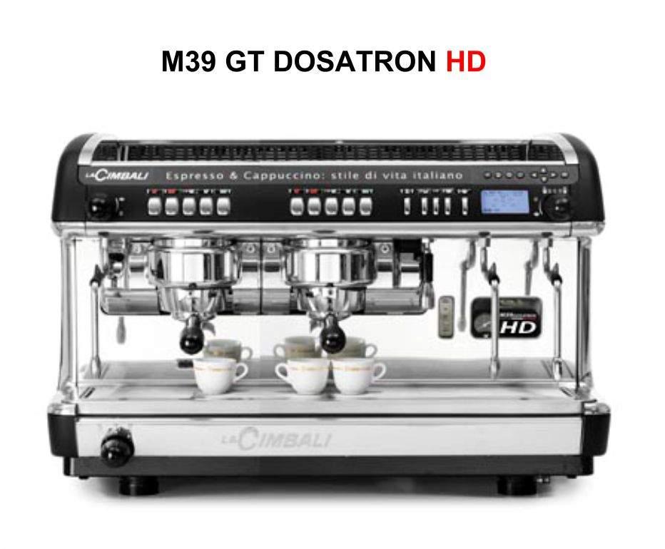1701 | Кофемашина профессиональная La Cimbali M39 GT Dosatron HD DT/2 | Coffee Shop