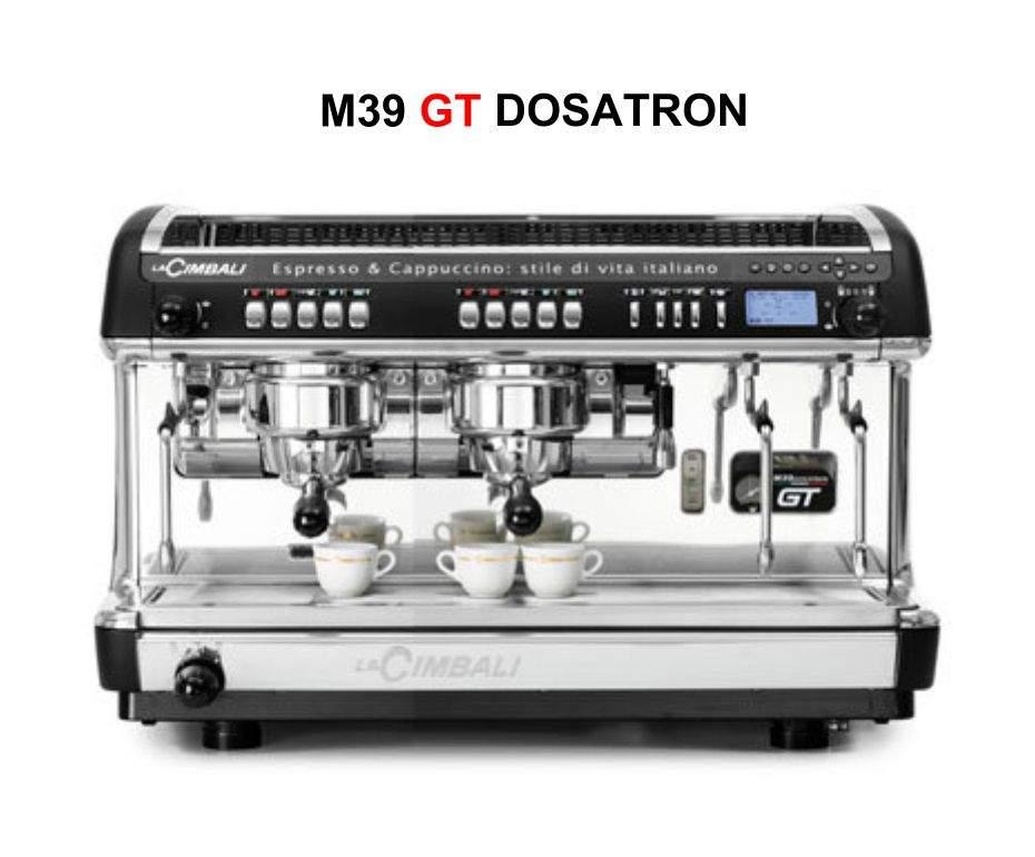 1703 | Кофемашина профессиональная La Cimbali M39 GT Dosatron DT/2 | Coffee Shop