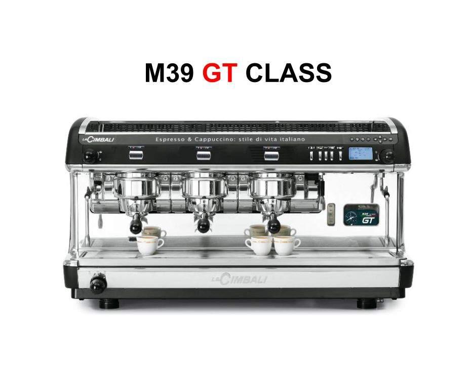 1704 | Кофемашина профессиональная La Cimbali M39 GT Class C/2 | Coffee Shop