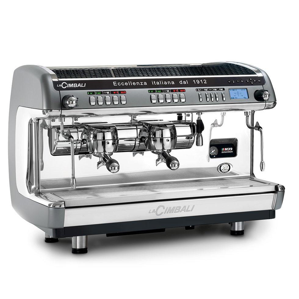 1706 | Кофемашина профессиональная La Cimbali M39 TE Dosatron DT/2 | Coffee Shop