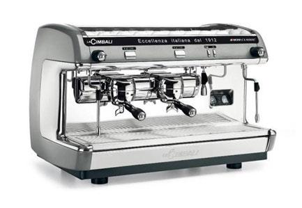 1707 | Кофемашина профессиональная La Cimbali M39 TE Classic C/2 | Coffee Shop