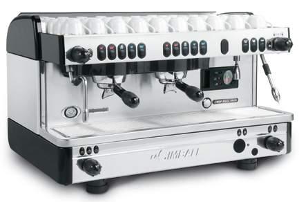 1708 | Кофемашина профессиональная La Cimbali M29 Selectron Turbosteam DT/2 | Coffee Shop