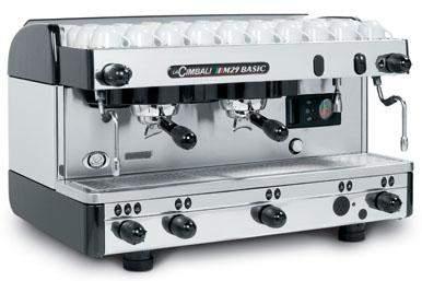 1710 | Кофемашина профессиональная La Cimbali M29 Basic C/2 | Coffee Shop