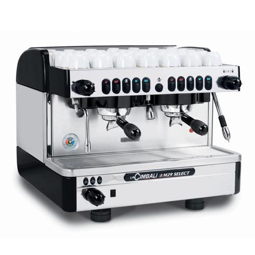 1711 | Кофемашина профессиональная La Cimbali M29 Select Turbosteam DT/2 | Coffee Shop