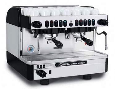 1712 | Кофемашина профессиональная La Cimbali M29 Select DT/2 | Coffee Shop