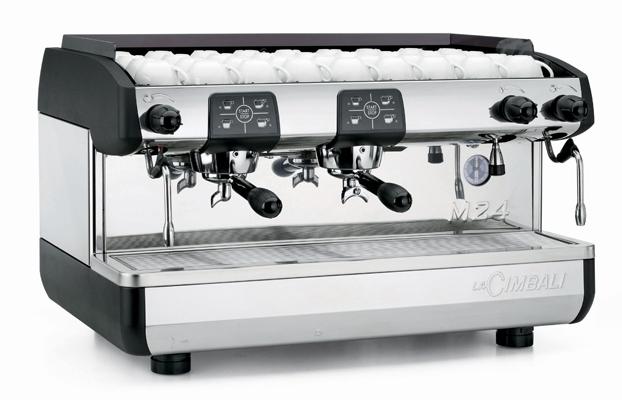 1714 | Кофемашина профессиональная La Cimbali M24 Plus DT/2 | Coffee Shop