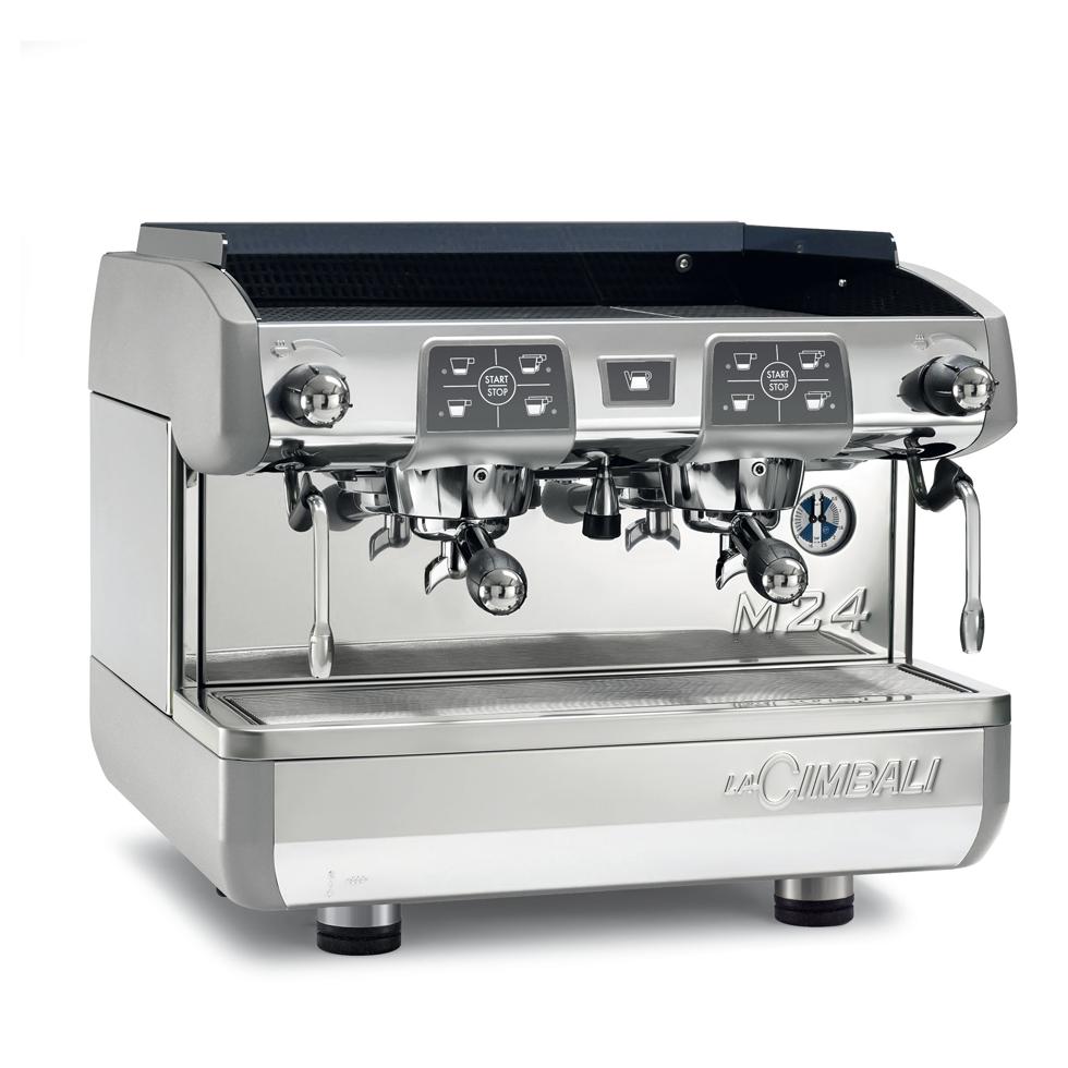1716 | Кофемашина профессиональная La Cimbali M24 Select DT/2 | Coffee Shop
