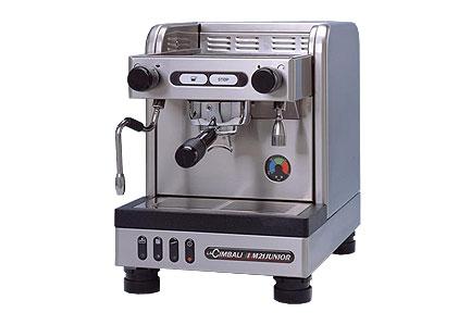1718   Кофемашина профессиональная La Cimbali M21 Junior S/1   Coffee Shop