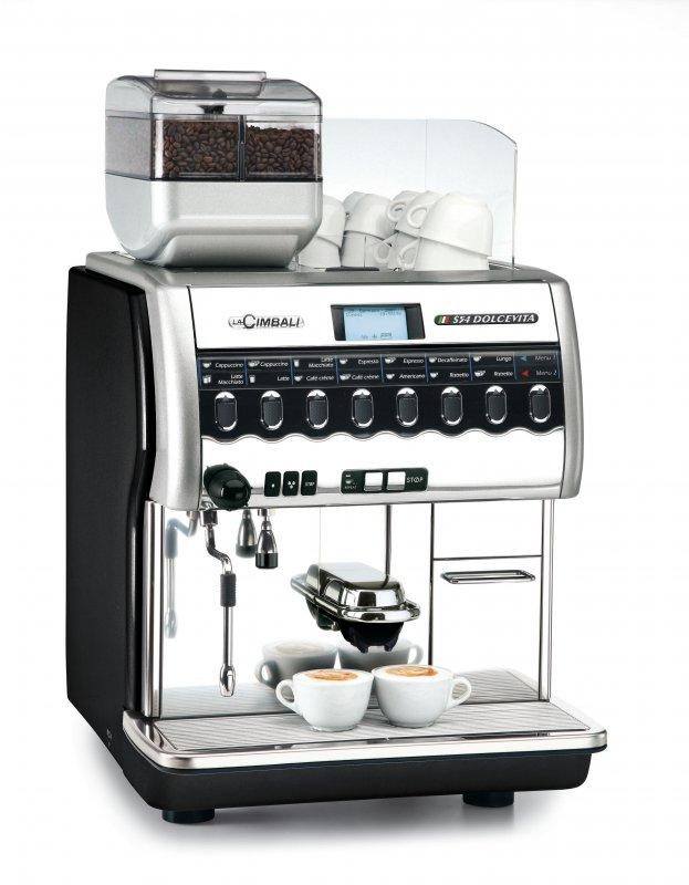 1719 | Кофемашина автоматическая La Cimbali S54 Dolcevita MilkPS | Coffee Shop