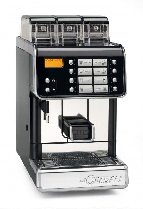 1724 | Кофемашина автоматическая La Cimbali Q10 Chokolate & Spetialities MilkPS/11 | Coffee Shop