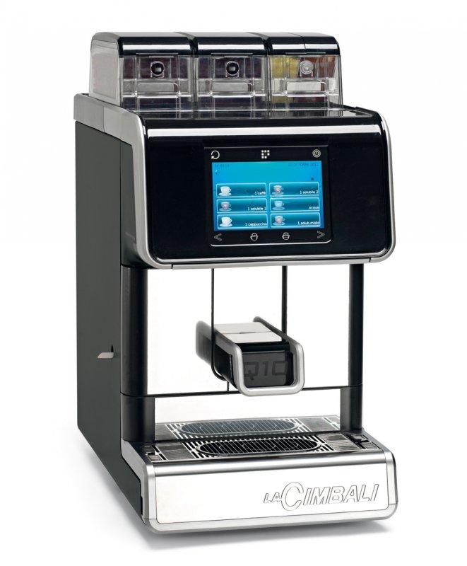 1725 | Кофемашина автоматическая La Cimbali Q10 Chokolate & Spetialities MilkPS/11 Self Touch | Coffee Shop