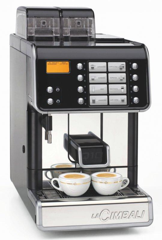 1727 | Кофемашина автоматическая La Cimbali Q10 S/10 | Coffee Shop