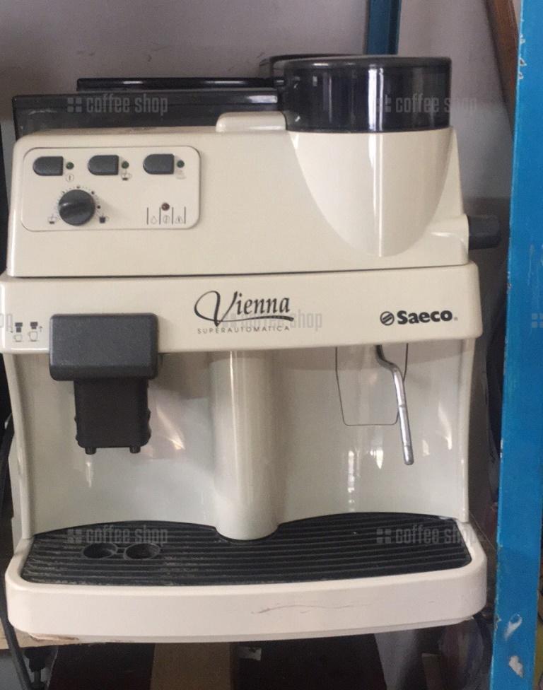1637 | Кофеварка автоматическая Saeco Vienna б/у | Coffee Shop